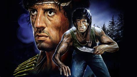 rambo first film first blood movie fanart fanart tv