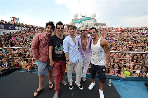 rock the boat nkotb cruise new kids on the block cruise music search engine at