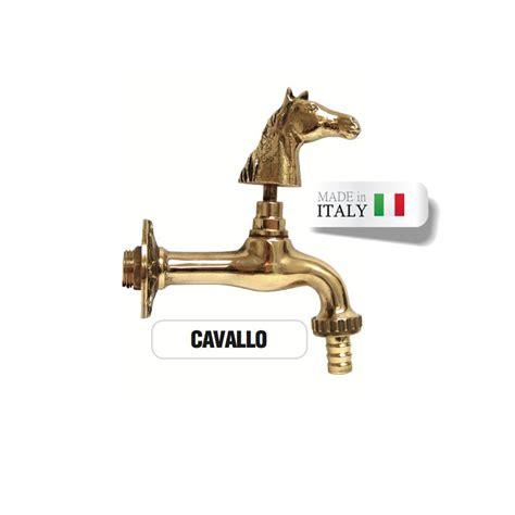 rubinetto a farfalla rubinetto in ottone a farfalla con pomello cavallo