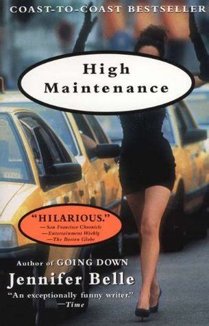 Book Review High Maintenance By high maintenance by reviews discussion