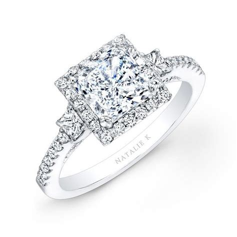 107 best princess cut engagement rings images on