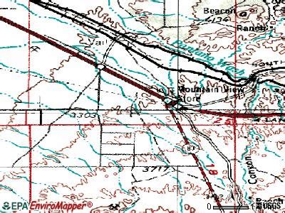 vail arizona az 85641 profile population maps real