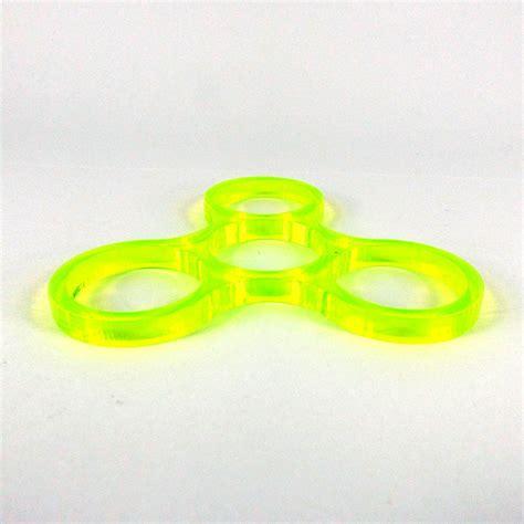 Fidget Spinner Spinner Toys acrylic fidget finger spinner edc desk focus ebay