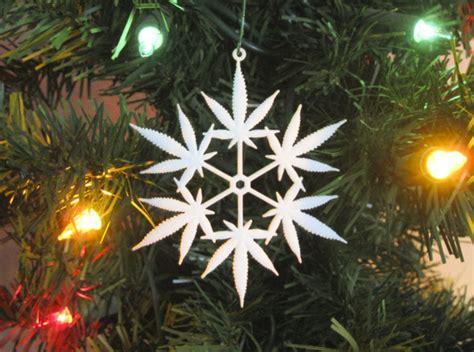 marijuana christmas tree pics 8 ornaments for your tree kindland