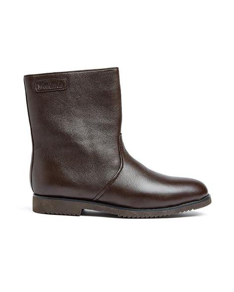 mens sheepskin boots rex s sheepskin boots