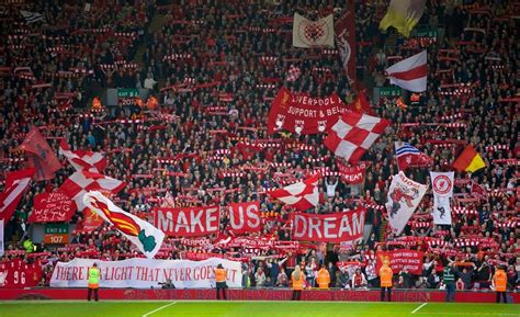 Liverpool Years the most you ll never walk alone for years