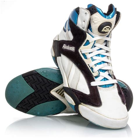 reebok basketball sneakers reebok shaqnosis mens basketball shoes white