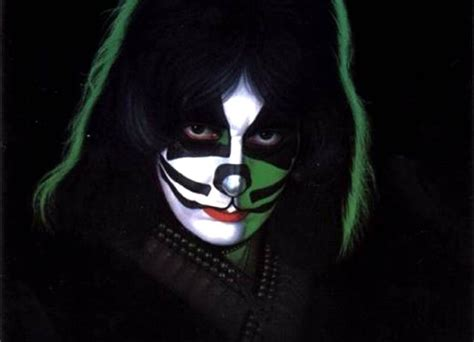 kiss makeup tutorial peter criss you can t take it from me peter criss tears into kiss