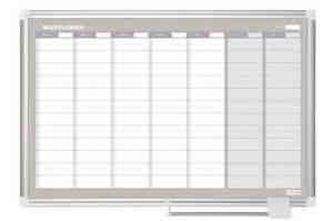 Custom Home Plan week planner