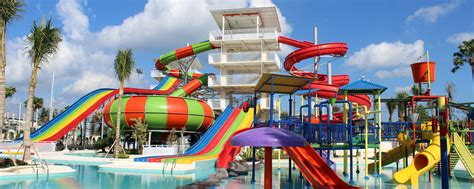 splash water park at canggu club bali