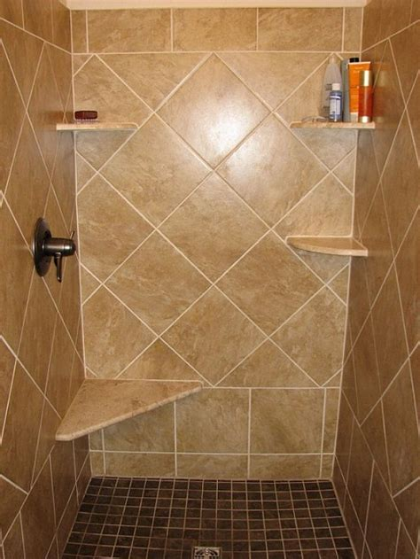Installing Tile In Shower How To Install Bathroom Tile In Corners How To Remove Bathroom Tile How To Regrout Bathroom