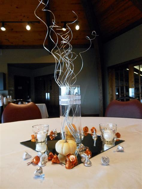 10th Wedding Anniversary Decor Ideas   Table Centerpieces