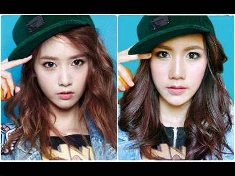 makeup tutorial natural yoona snsd snsd i got a boy yoona inspired makeup tutorial by