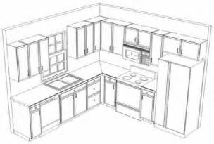 small kitchen cabinets 3d drawing home design and decor cadkitchenplans com kitchen floor plans kitchen layouts