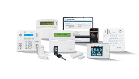 parts of a security system