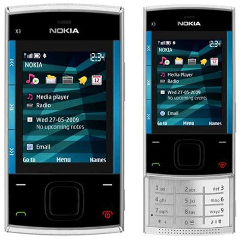 Hp Nokia X Dan Gambar gambar spesifikasi harga nokia x3 handphone hp merk