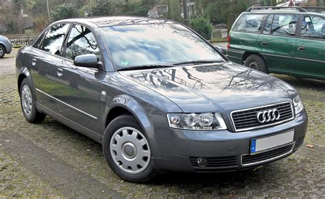 Audi A4 Front by File Audi A4 Front Jpg Wikimedia Commons