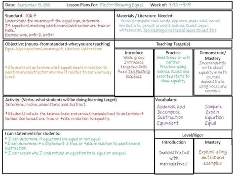 lesson plan template national curriculum 54 best common core art images on pinterest art