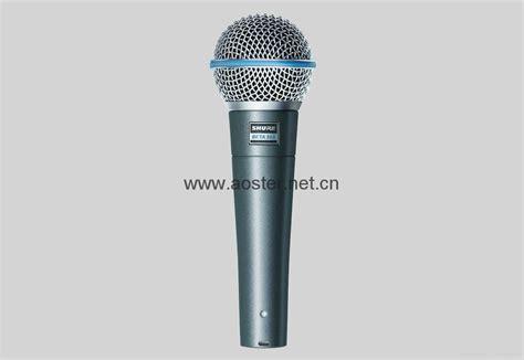 Mic Kabel Shure Beta 58 Ada On shure beta 58a dynamic microphone 4a 1 1 top beta 58a china manufacturer audio sets