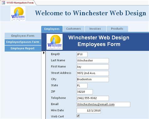 design form database database sles bradenton database design floyd jay
