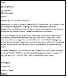 sle employment resignation letters resignation letter sle in malaysia 28 images resign letter