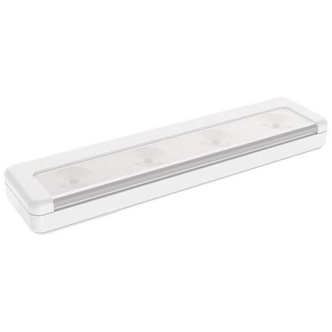 Brilliant Evolution Led White Ultra Thin Under Cabinet Thin Cabinet Lighting