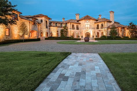 mansion home gorgeous 19 000 square foot tuscan stone mansion in plano
