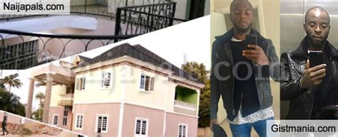 Sunday Mba Mansion by Eagles Player Sunday Mba Shows His Completed