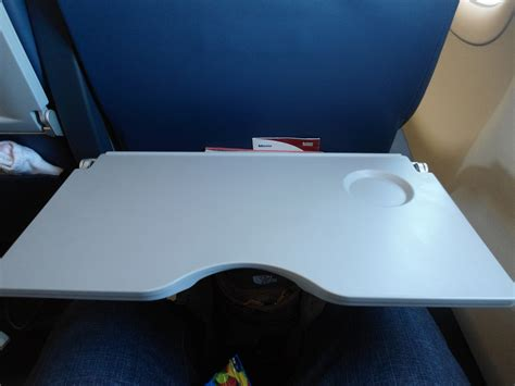 Airplane Tray Table by Us Airways 100k In 1 Year