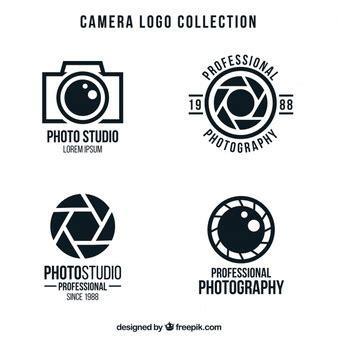 design studio logo vector templates logos of photo studio vector free download
