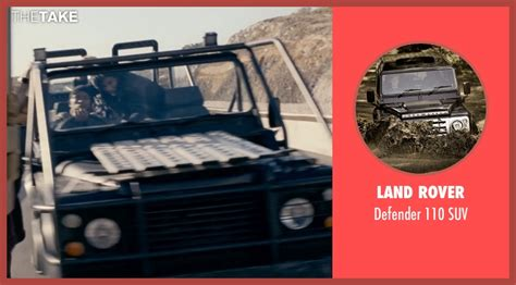 actor fast and furious 6 land rover defender 110 suv from fast furious 6 thetake