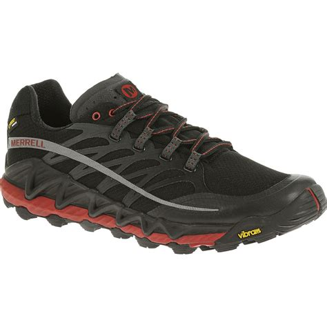 merrell trail running shoes merrell all out peak gtx trail running shoe s