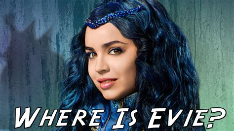 Evie The by Descendants Where Is Evie And Possible Sequel