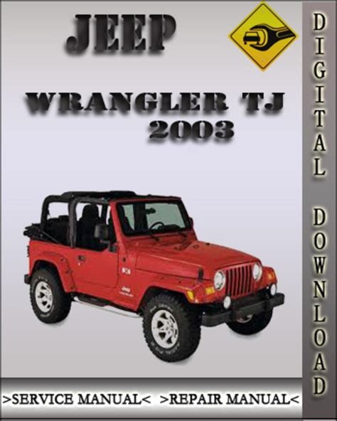 vehicle repair manual 2003 jeep wrangler head up display 2003 jeep wrangler tj repair service