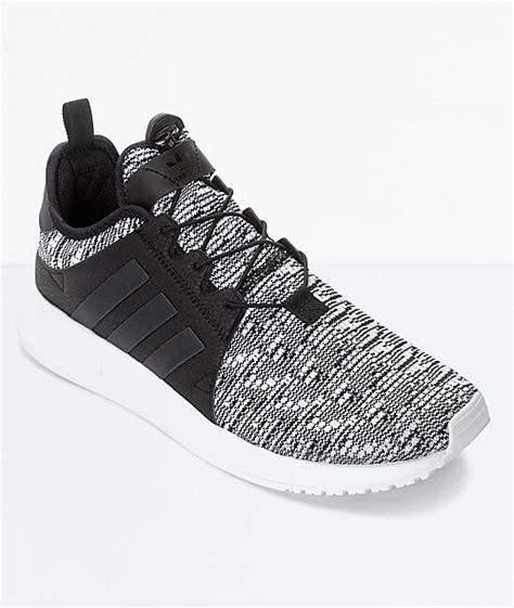 adidas xplorer black white shoes at zumiez pdp