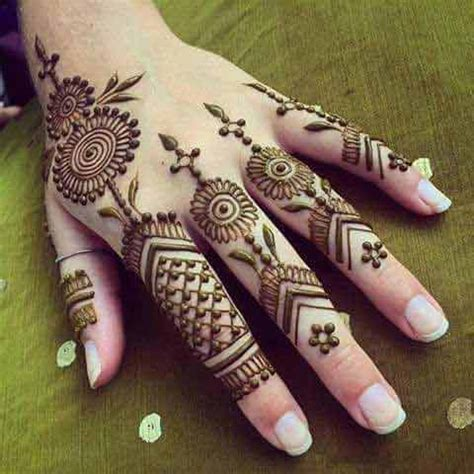 aabic mehndi designs for upcoming eid beautiful eid finger mehndi designs 2017