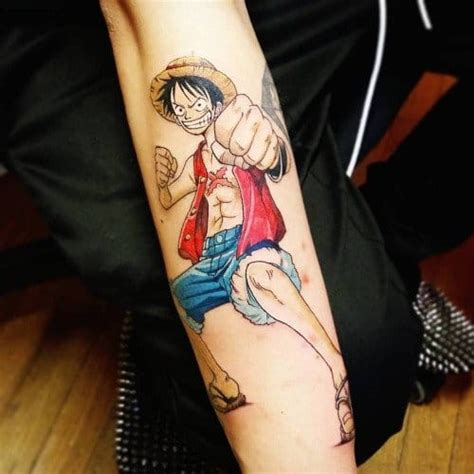 one piece nami tattoo meaning 35 awesome one piece tattoos for the straw hat pirates