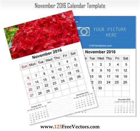 5 best images of 2016 wall calendar printable 2016 wall calendar november 2016 by 123freevectors on deviantart
