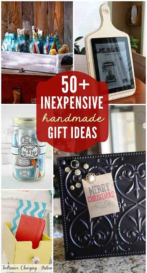 50 inexpensive diy gift ideas for any occasion