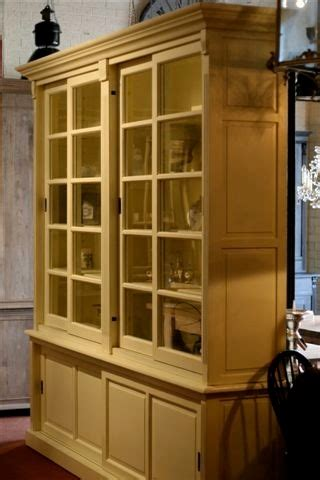 Sliding Glass Kitchen Cabinet Doors Kitchen Cabinet With Glass Sliding Doors