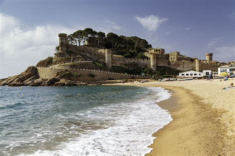 barcelona holidays tossa de mar barcelona holidays jet2holidays