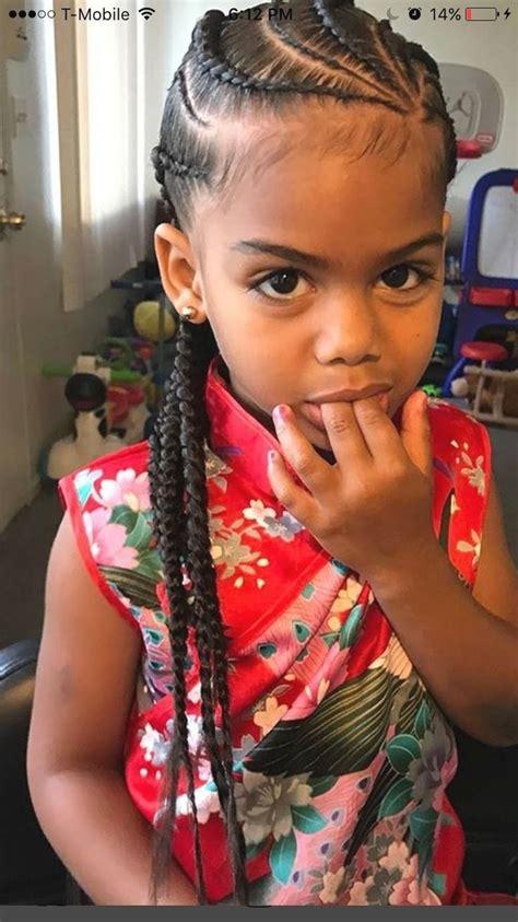 Little Girls Braids Hairstyles   Fade Haircut