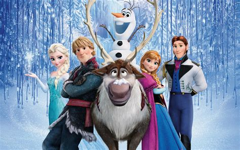 frozen cast wallpaper frozen characters wallpapers and images wallpapers