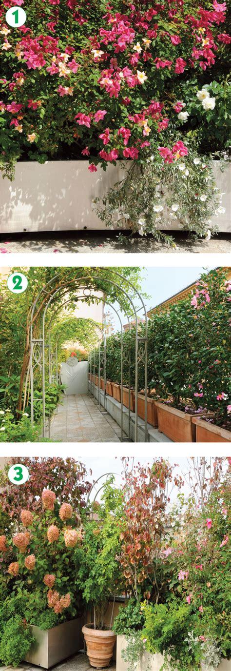 giardini pensili fai da te giardino pensile in citt 224 fai da te in giardino