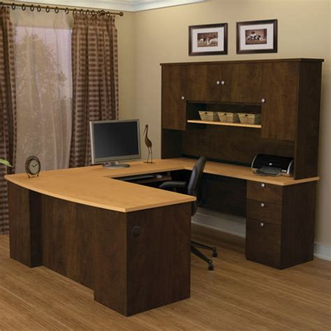 Costco Office Desk Merritt U Shape Desk 187 Gallery