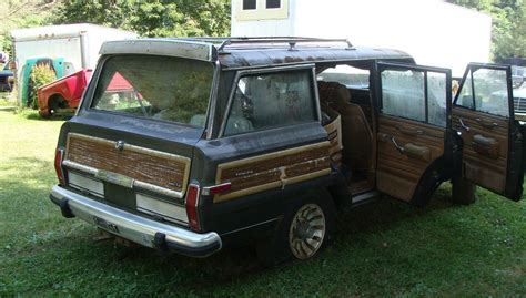 1986 Jeep Wagoneer Parts Worth Saving 1986 Jeep Grand Wagoneer