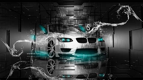Tony Cars by Bmw M3 Water Car 2013 El Tony