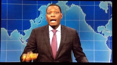 michael che youtube michael che drops n word on snl youtube