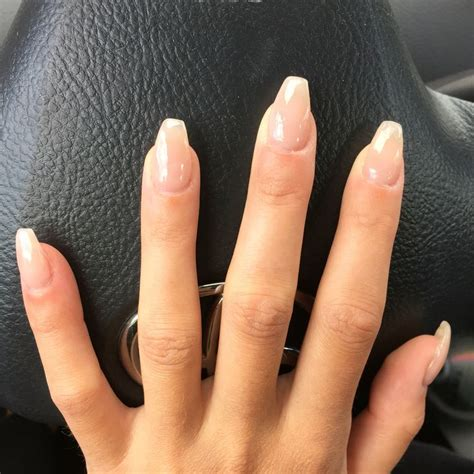 Clear Nail by Best 25 Clear Nails Ideas On Clear Acrylic