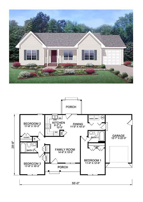 house plan 888 13 ranch rambler house plans photo album home interior and